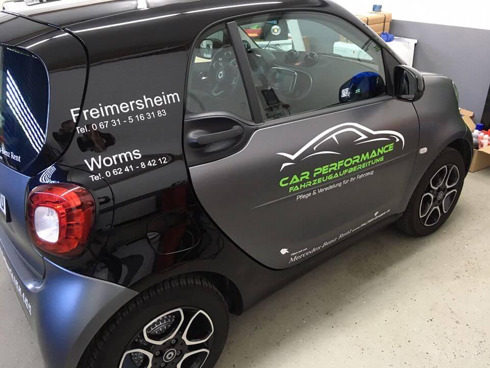 Autowerbung & Fahrzeugbeschriftung nähe Alzey